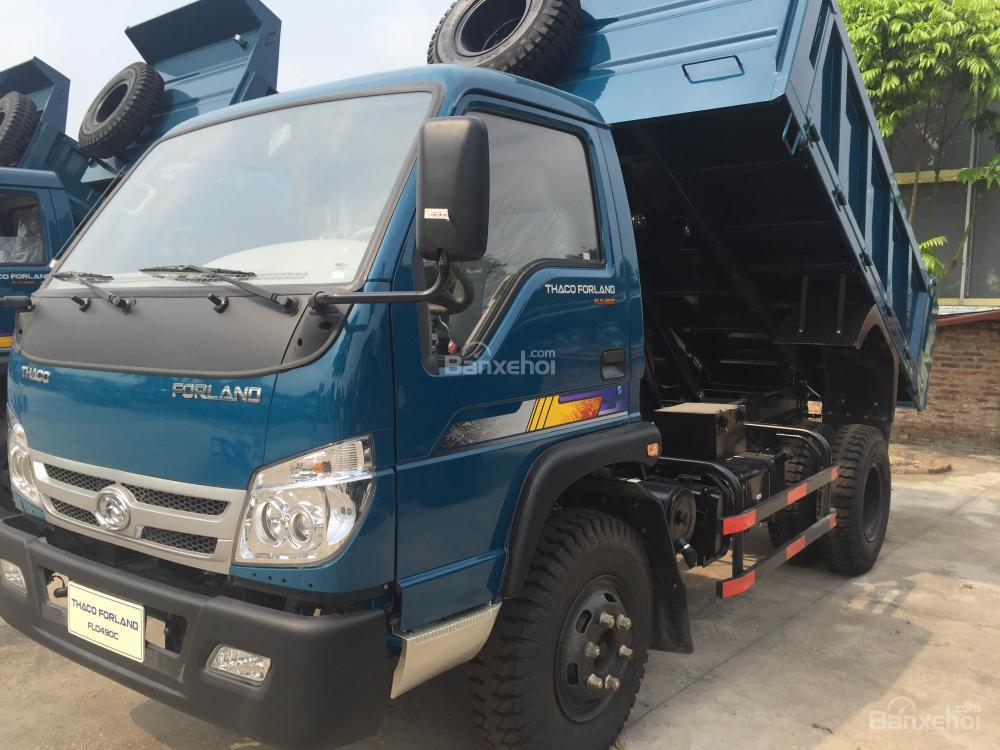 Thaco ben 4,99 tấn