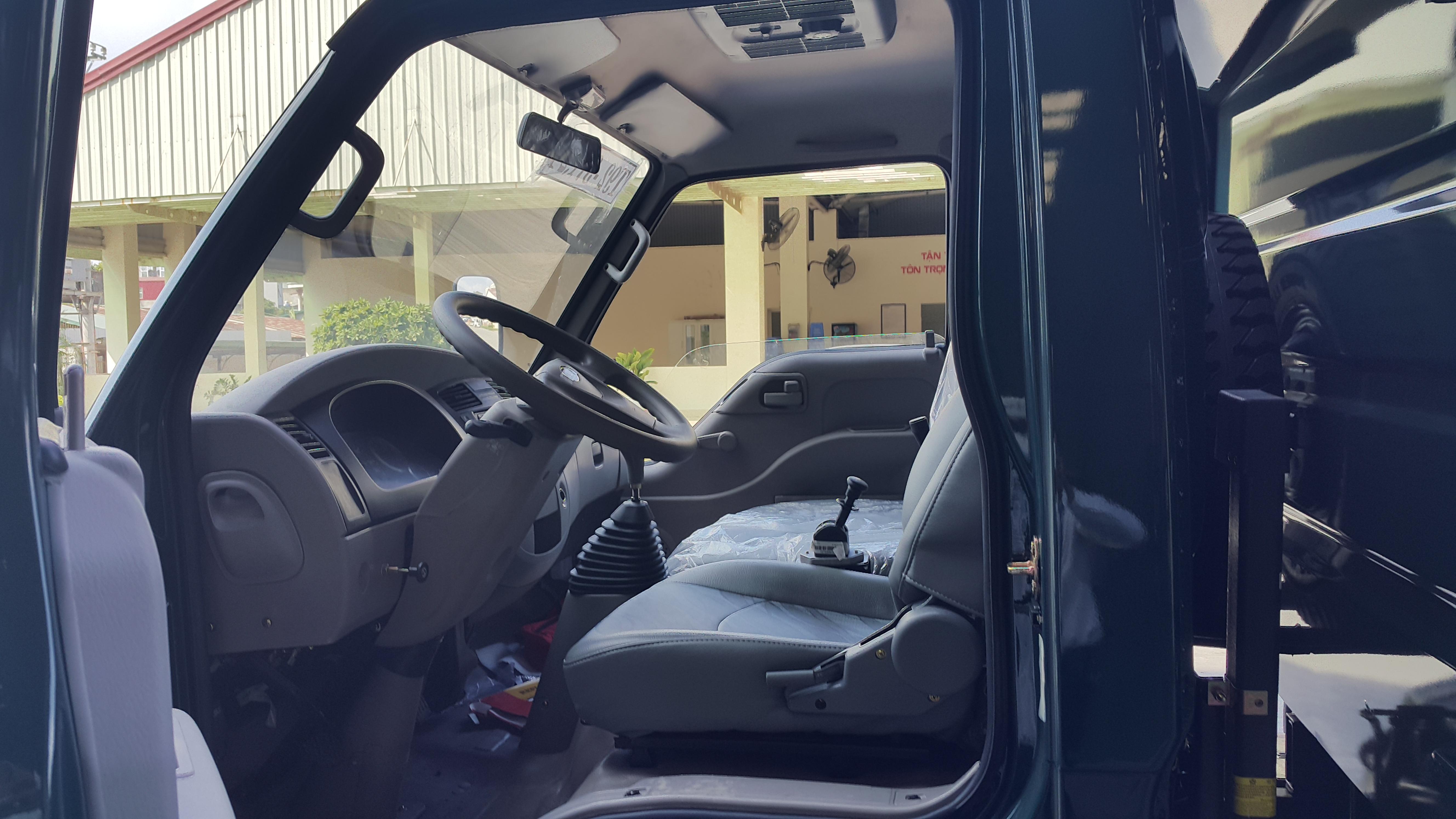 xe Ben Thaco 5 tấn