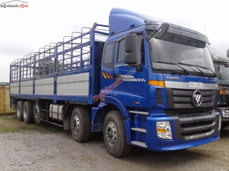 Thaco Auman C34 5 chân tải nặng