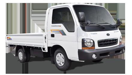 Xe tải Thaco Frontier125 thùng lửng