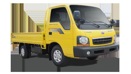 Xe tải Thaco K190 thùng lửng