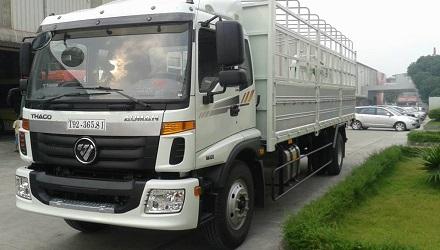 thaco auman c160