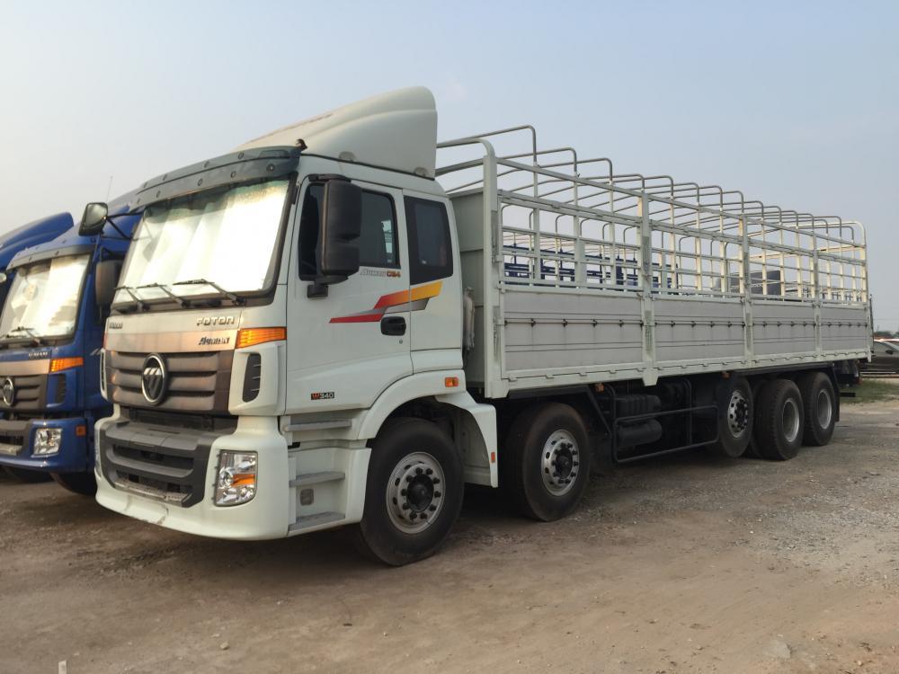 xe tải 5 chân C34